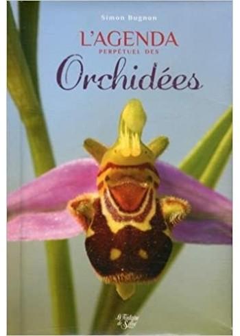Agenda perpétuel des orchidées