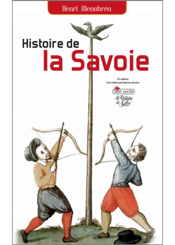 Histoire de la Savoie - poche
