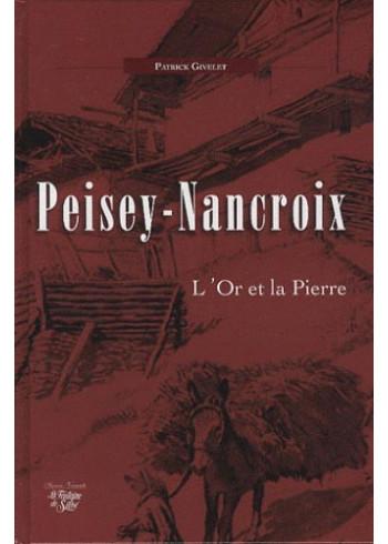 Peisey-Nancroix - L'or et la pierre