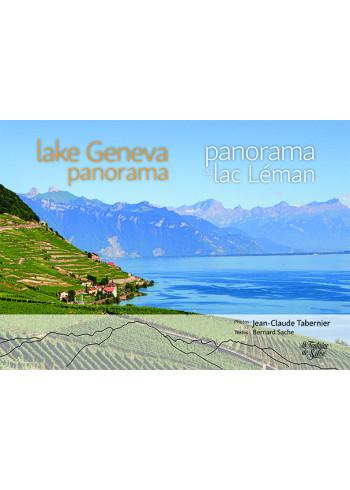 Panorama du Lac Léman