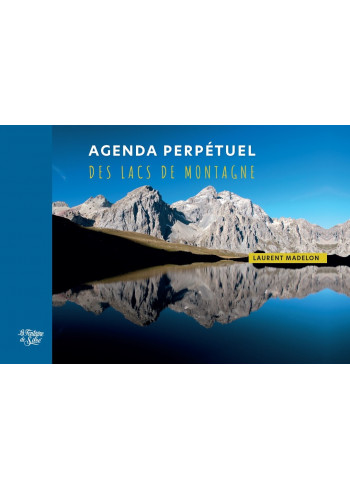 Agenda perpétuel des lacs de montagne
